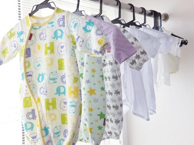 赤ちゃん 服1