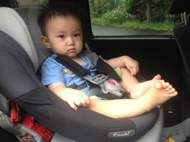 子供 車3