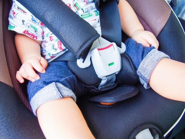子供 車1