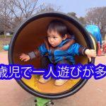3歳児で一人遊びが多い