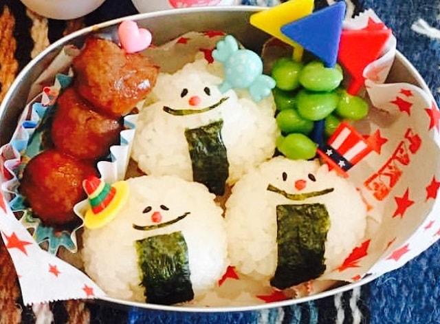 お弁当 カラフル ピック1